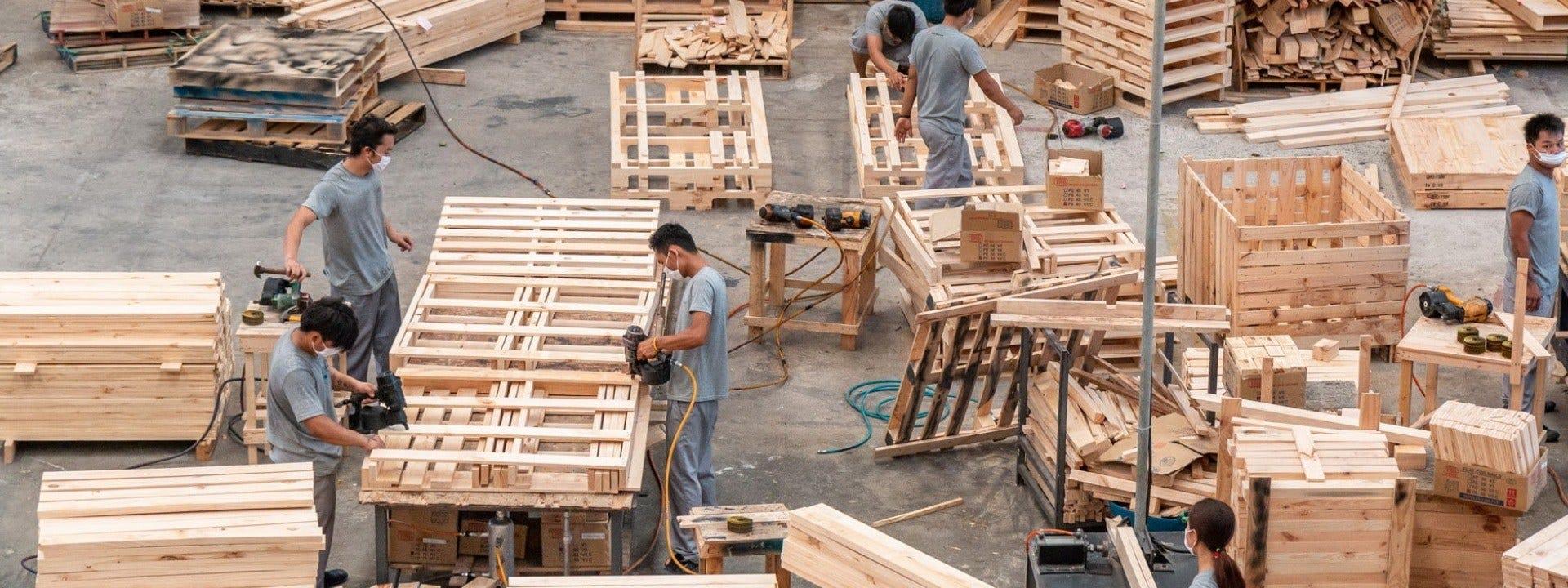Pallet Maker Group Co. , Tailanda