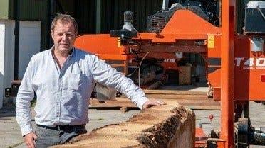 David Jones, un fermier