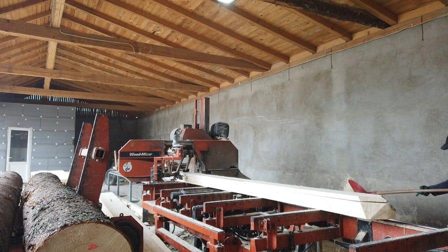 Wood-Mizer LT20, Lacusta Prodcom