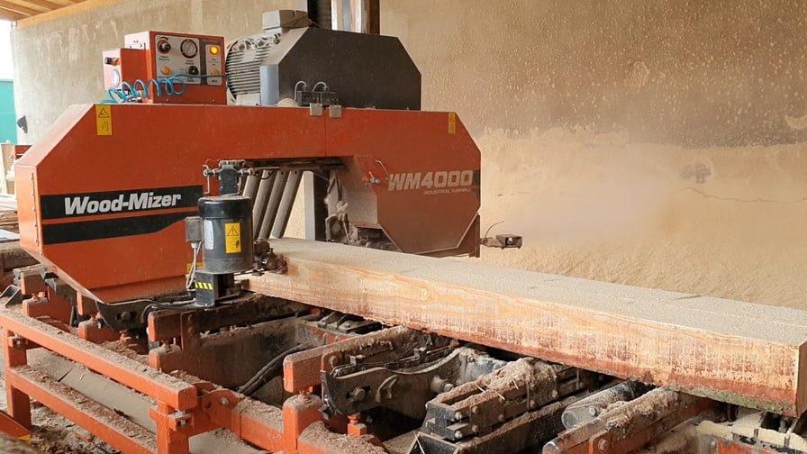 Wood-Mizer WM4000, Lacusta Prodcom