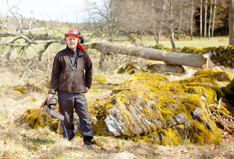Nils Ohlin, the Swedish craftsman