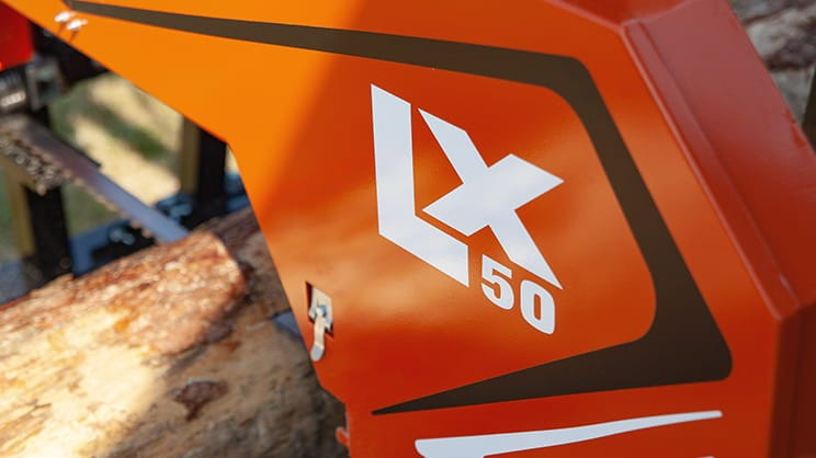 LX50 Fierăstrău panglică