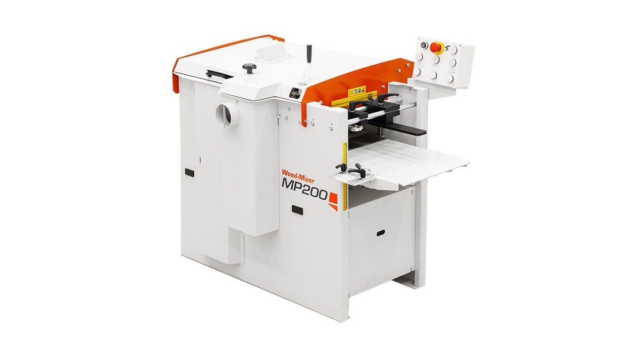 MP200 planer / thicknesser