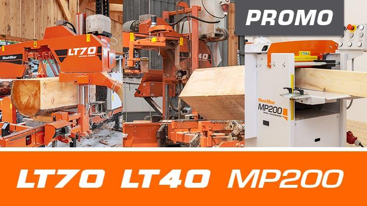 LT40 și LT70 promo