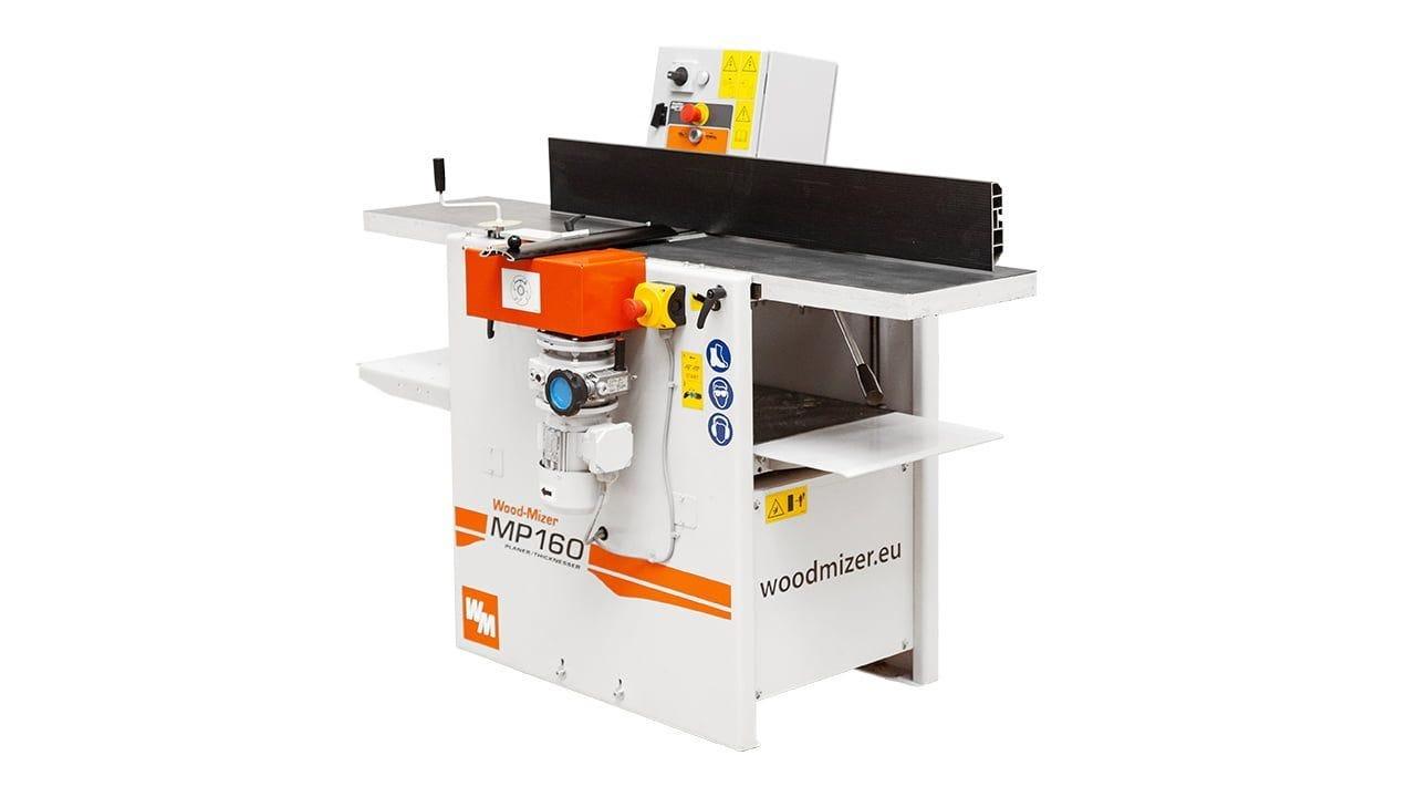 MP160 planer / thicknesser