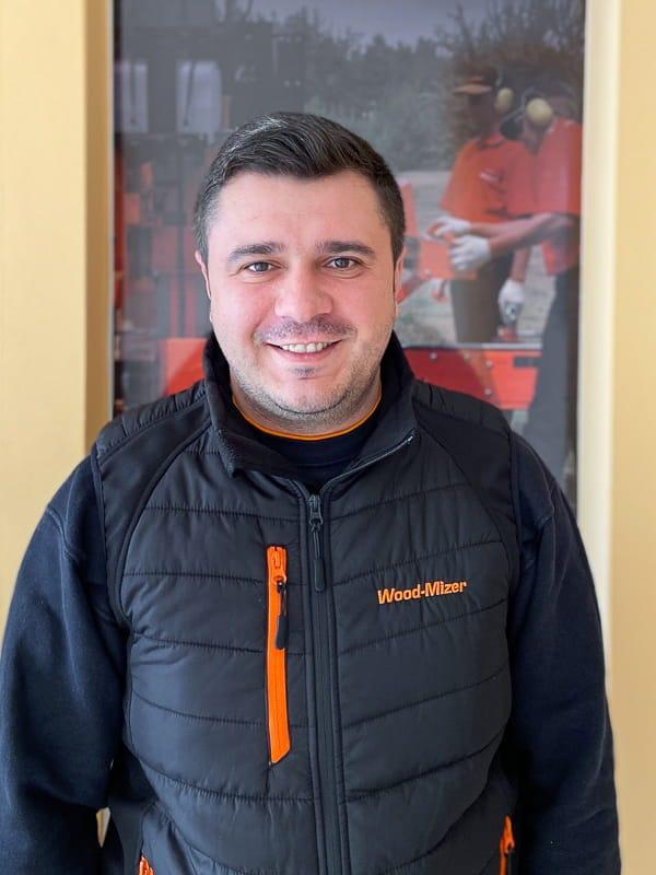 Iulian Lăzăroiu Wood-Mizer