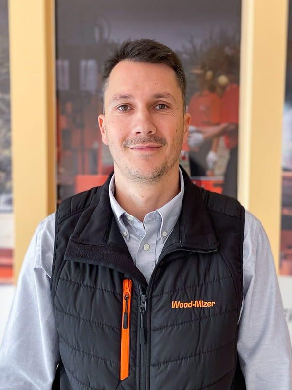 Ricardo Kauntz Wood-MIzer